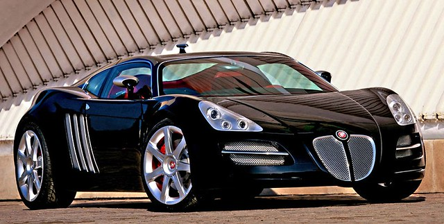 Jaguar Blackjag Concept de 2.004