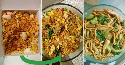 Converting Takeout to Real Food