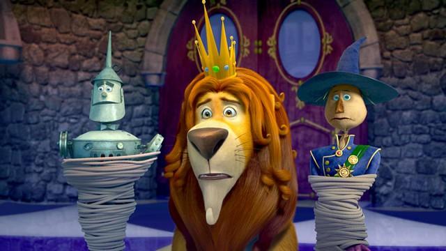 Tin Man, Lion &Amp; Scarecrow