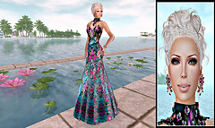 Gown by Saschas Designs, Wow Skins, Olala Event