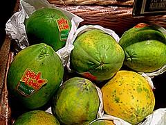 #Papaya from #Brazil