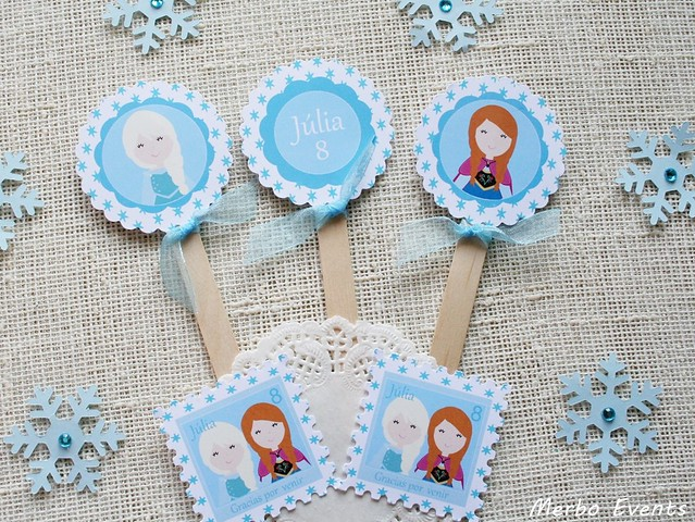 Kit fiesta Frozen Merbo Events