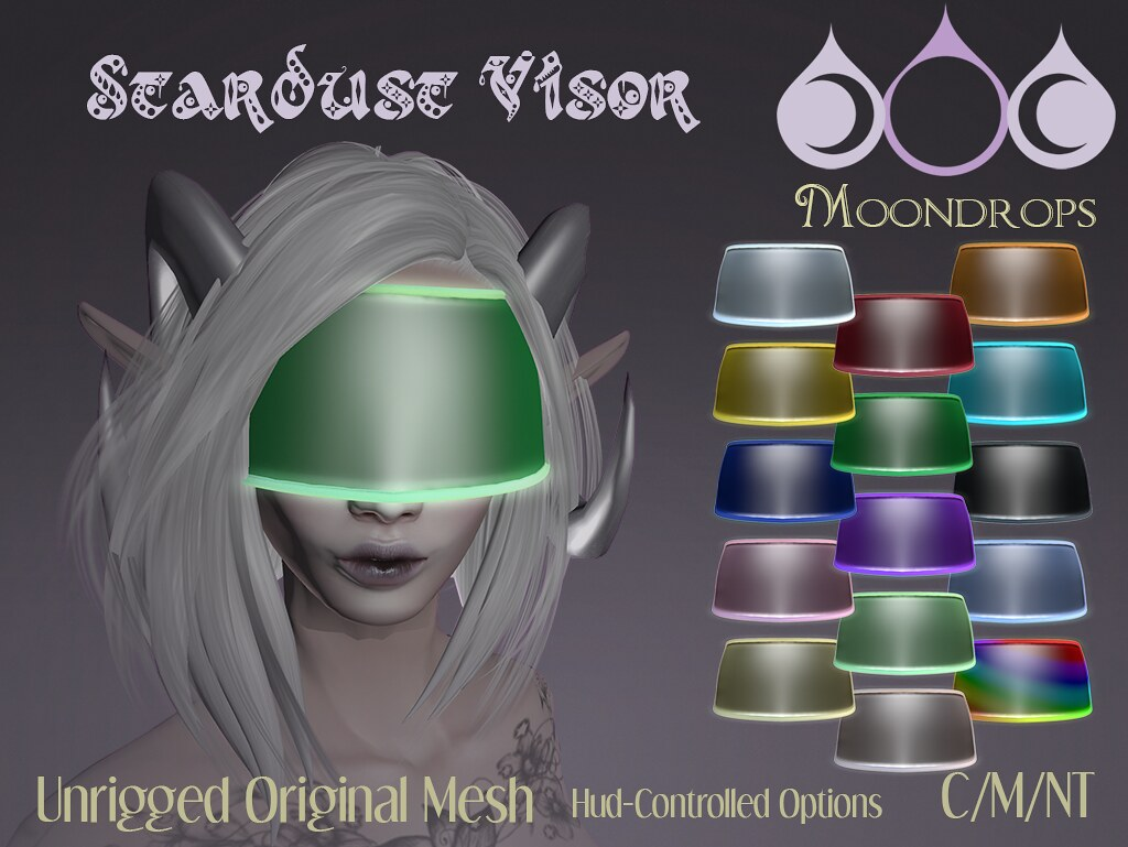 Moondrops - Stardust - SecondLifeHub.com