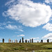 Clouds Over Callanish by Kristin Repsher