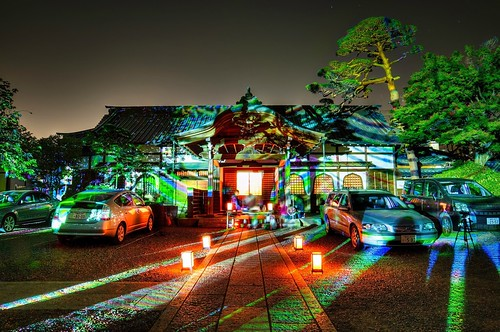 Hdr_Collection at ??? (Gokoku-ji Temple)