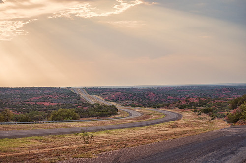 road texas