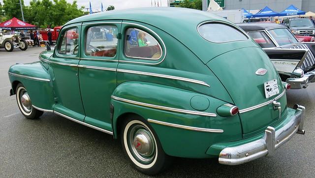 1946 monarch 4 door sedan flickr photo sharing for 1946 mercury 4 door sedan
