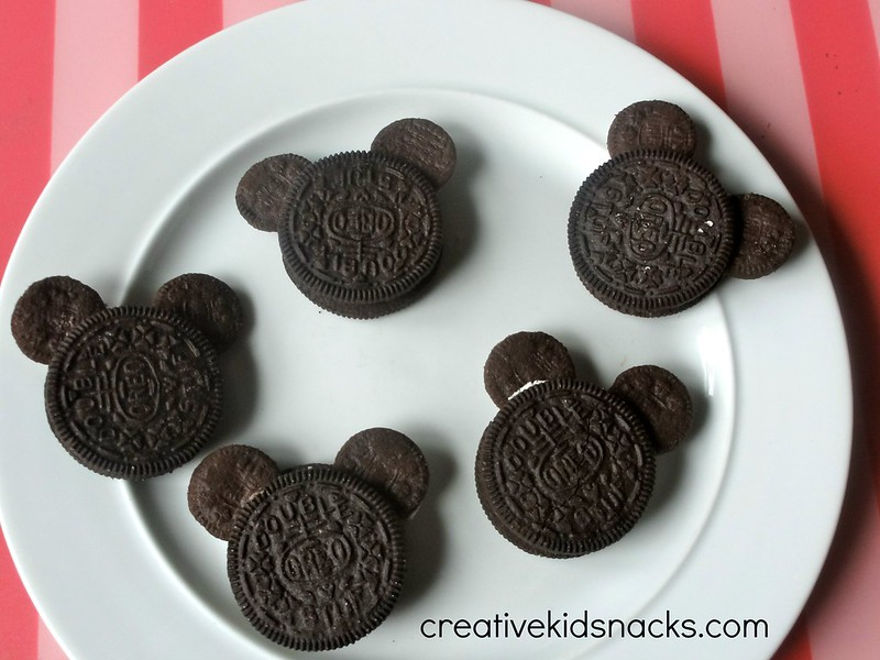 Creative Kid Snacks: Minnie Mouse Birthday Party Food Ideas