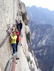 walking(0.0), mountaineering(0.0), sport climbing(0.0), climbing(0.0), adventure(1.0), mountain(1.0), sports(1.0), recreation(1.0), outdoor recreation(1.0), mountain range(1.0), ridge(1.0), extreme sport(1.0), arãªte(1.0), mountain guide(1.0),