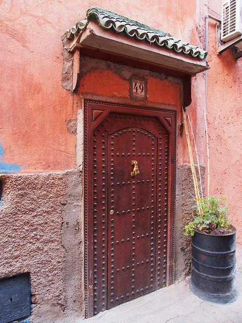 精緻的門與FATIMA之手