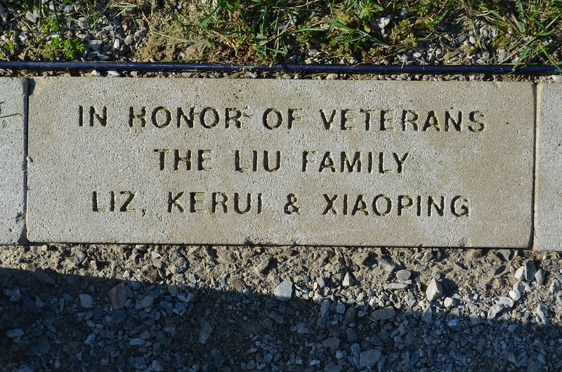 In Honor of Veterans - Liu Family