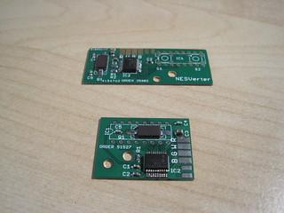 NESVerter versions 1 and 2
