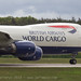 G-GSSF B747-800F British Airways World Cargo