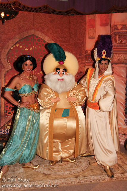 Aladdin's Dream of Adventures Dinner