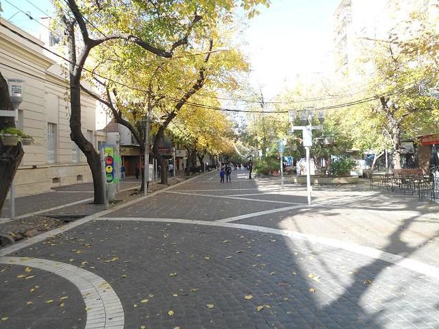 Paseo Peatonal