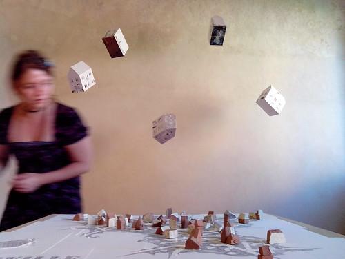 """Installazione """"Burville"""" di Isabella Mara by Ylbert Durishti"""