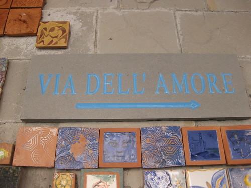 Via dell' Amore, Riomaggiore, Cinque Terre, Italy
