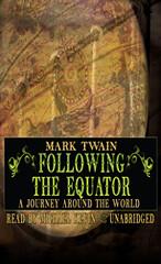 Following the Equator book