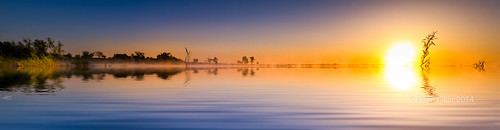 park summer sky panorama orange sun mist lake nature water beauty fog rural sunrise reflections landscape dawn twilight pond texas unitedstates outdoor scenic dramatic vivid nobody calm clear shore serene ripples bushes fortworth benbrook urbanlake