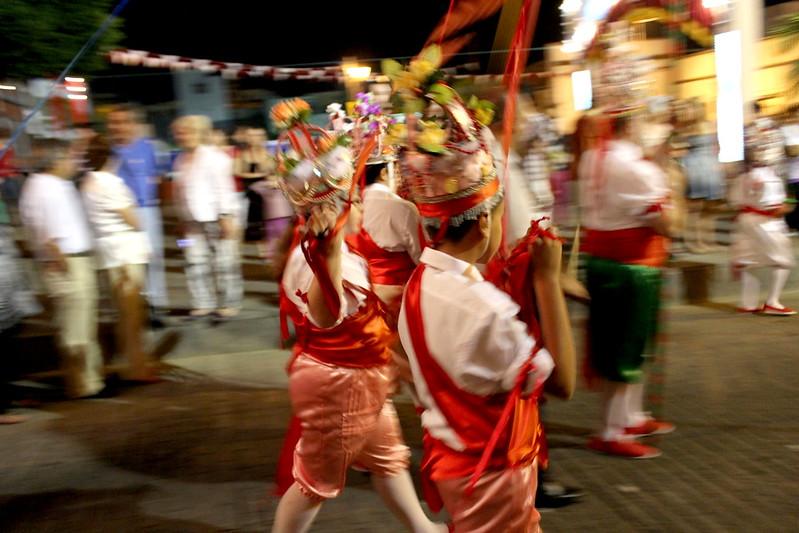 Danza de Cintas de San Pedro Abajo. Güímar junio 2013.14