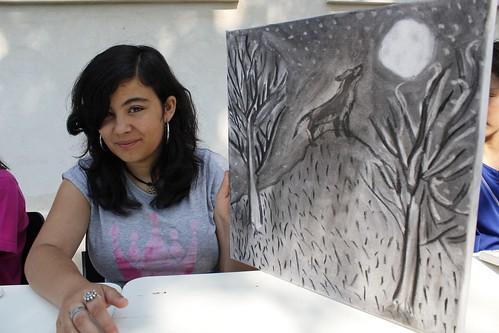 Taller: Grafismos de la mente _ Fundación Cerezales
