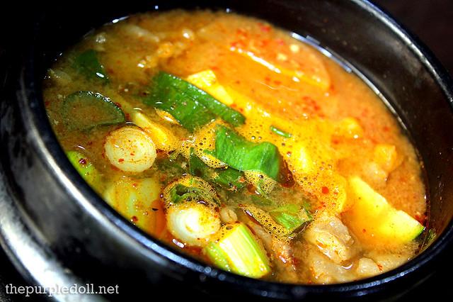 Free Sundubu Jjigae at Masil Charcoal Grill Restaurant