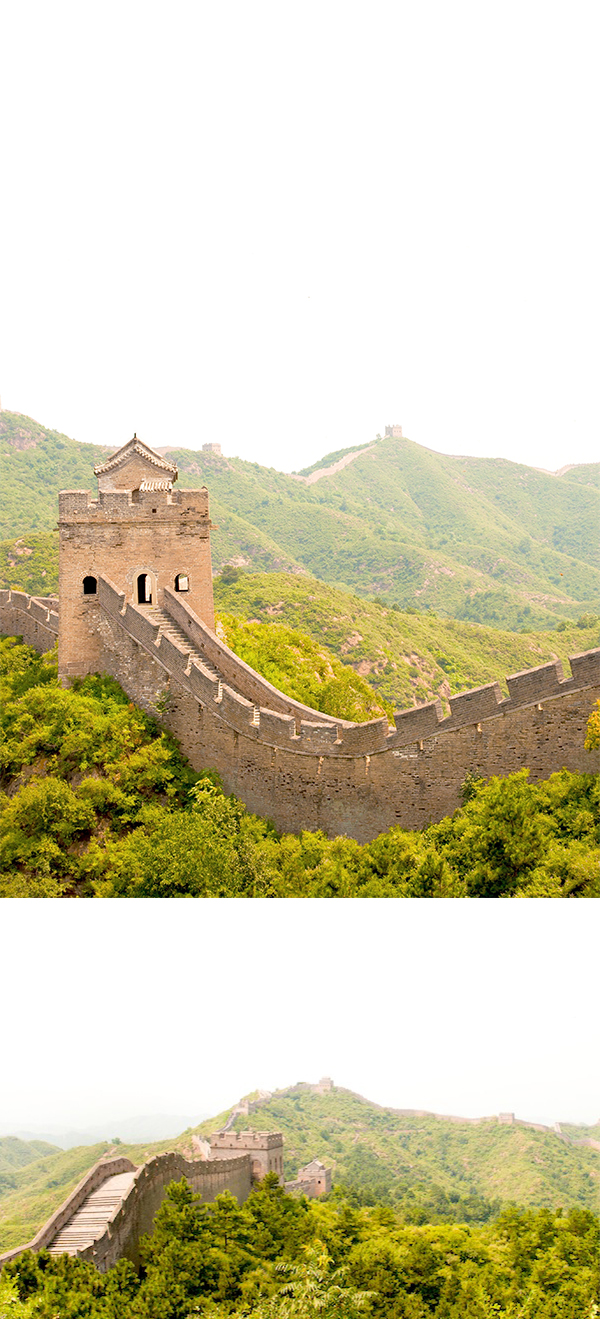 China- great wall