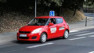 Wakacje z prawem jazdy w Krośnie