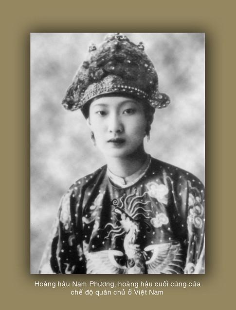 Hoàng hậu Nam Phương (1914-1963) - hoàng hậu cuối cùng của chế độ quân chủ tại VN