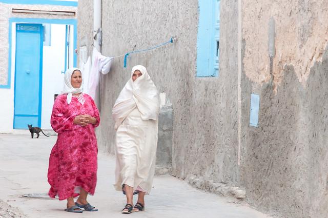i colori della tunisia