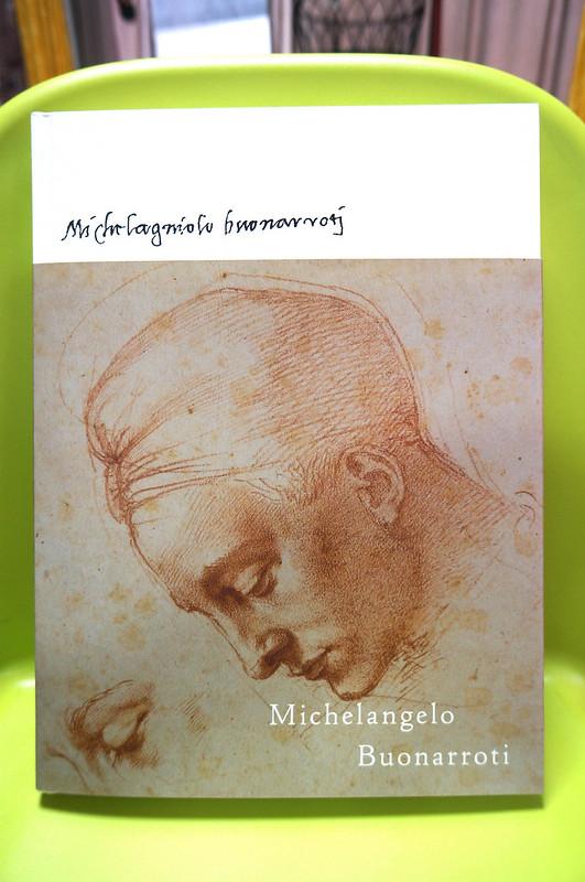 ミケランジェロ展図録