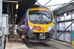 'TPE Tracker' BLS Railtour