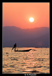 Inle Lake - Fishing