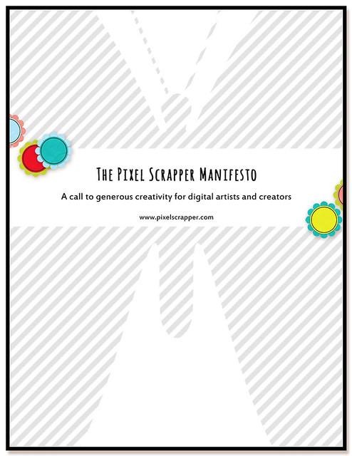 Pixel Scrapper Manifesto