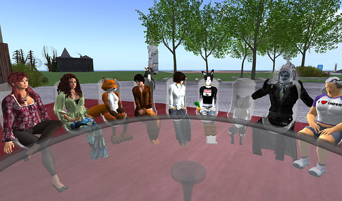 Virtual Worlds Educators Roundtable 19 Sept 2013