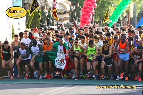 Promo RunMX Medio Maratón del Centenario del Ejército Mexicano