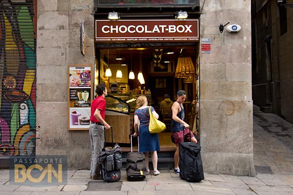 Chocolat Box, Barcelona