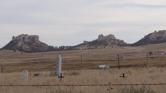 Crow Butte Cemetery