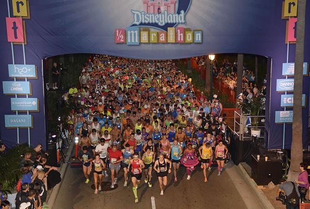 Disneyland Half Marathon 2013