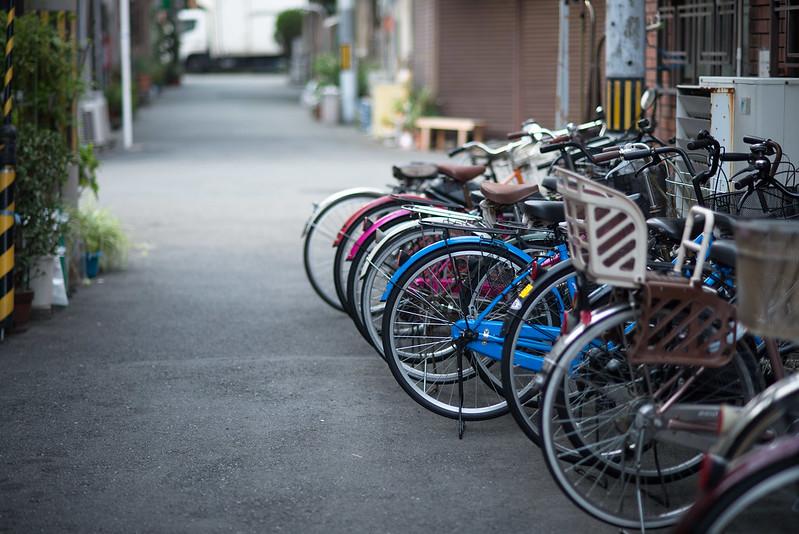 自転車overflow