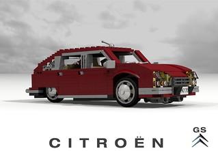 Citroen GS