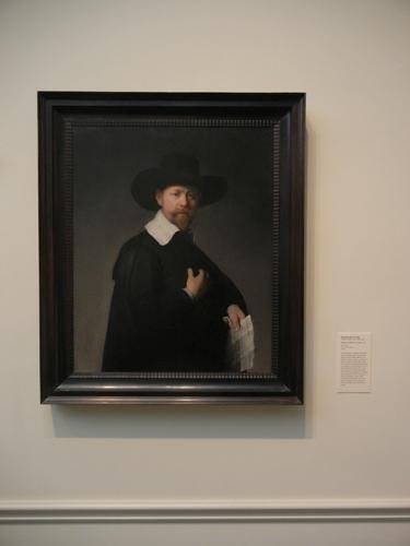 DSCN8018 _ Portrait of Marten Looten, Holland, 1632, Rembrandt Harmensz. van Rijn (1606-1669), LACMA