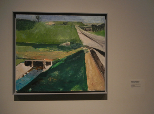 DSCN7905 _ Freeway and Aqueduct, 1957, Richard Diebenkorn (1922-1993), LACMA