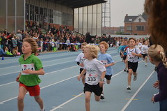 Pierkesloop 2013 2e ljr jongens