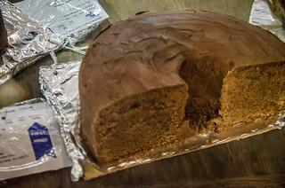Prize Chocolate Pound Cake