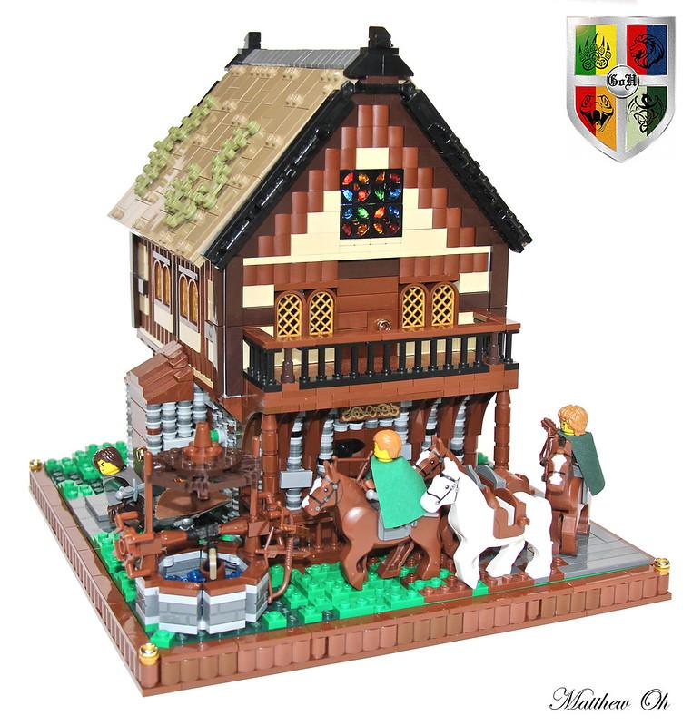 Letholdus Cottage