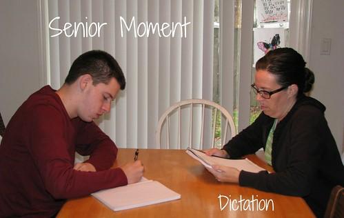 Senior Moment 8