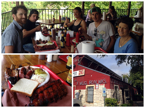 IronWorks BBQ Austin Texas