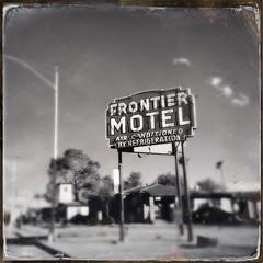 Frontier Motel, Tucson