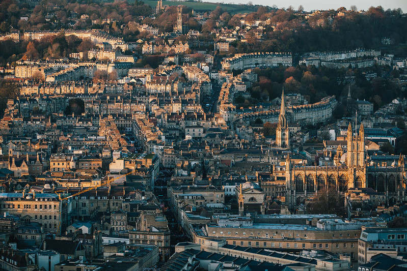 The City of Bath.
